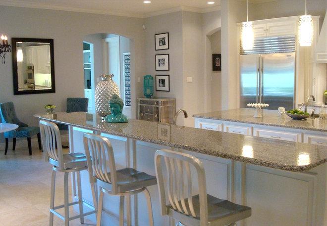 Contemporary Kitchen by Trent Hultgren/Cabana Casa