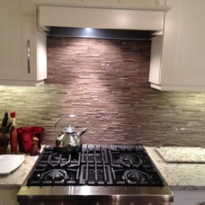 Contemporary Tile by Expressions Home Interiors