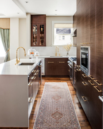 Traditional Kitchen by WITH+IN LLC