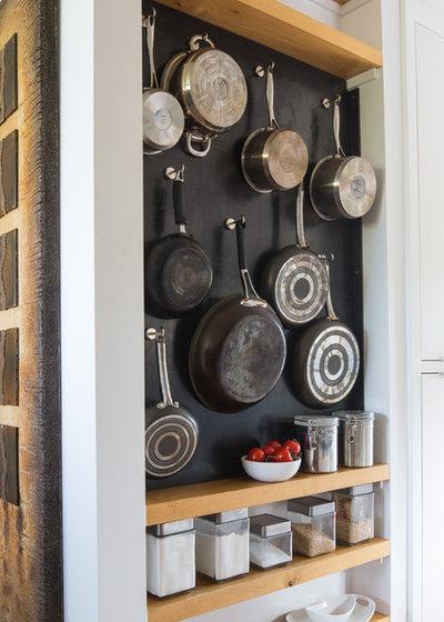 コンテンポラリー キッチン by dwelling