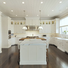 Transitional Kitchen by EB Designs