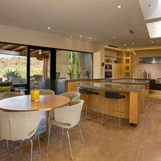 Contemporary Kitchen by Mark Alan Development, LLC