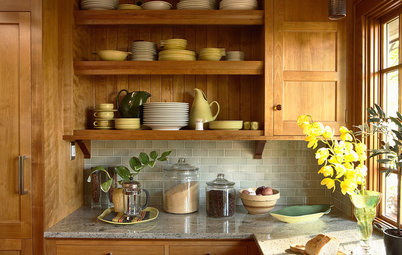 Your Guide to a Craftsman-Style Kitchen