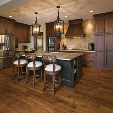 Traditional Kitchen by Albi Homes