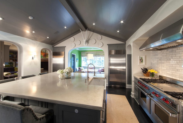 Contemporary Kitchen by Jim Schmid Photography