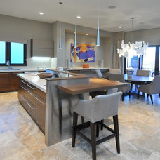 Modern Kitchen by CD Construction, Inc.
