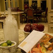Traditional Kitchen by Sam Allen Custom Home Design