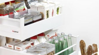 Samet Soft Close Drawers storage systems