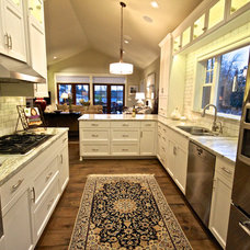 Traditional Kitchen by ACH Design LLC