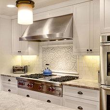 Craftsman Kitchen by Mastercraft NW