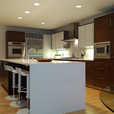 Modern Kitchen by Yarbro Home Improvement LLC