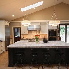 Contemporary Kitchen by ACH Design LLC