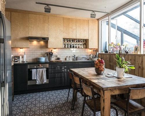 Cucina contemporanea sussex foto e idee per ristrutturare e arredare