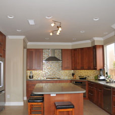 Traditional Kitchen by Modern Family Kitchens