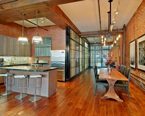 7 Basement Ideas On A Budget Chic Convenience For The Home: Urban Industrial Chic Ideas, Pictures, Remodel And Decor