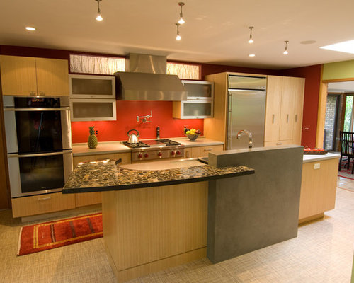 red kitchen backsplash houzz red glass kitchen backsplash glass factory nyc