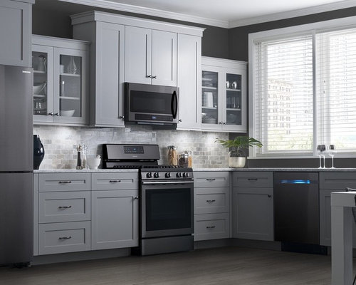 Samsung Black Stainless Steel Liances
