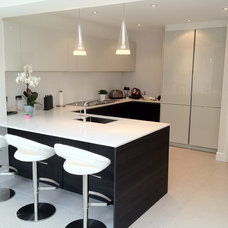Contemporary Kitchen by Urban Jungle Construction