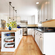 Traditional Kitchen by Reap Construction