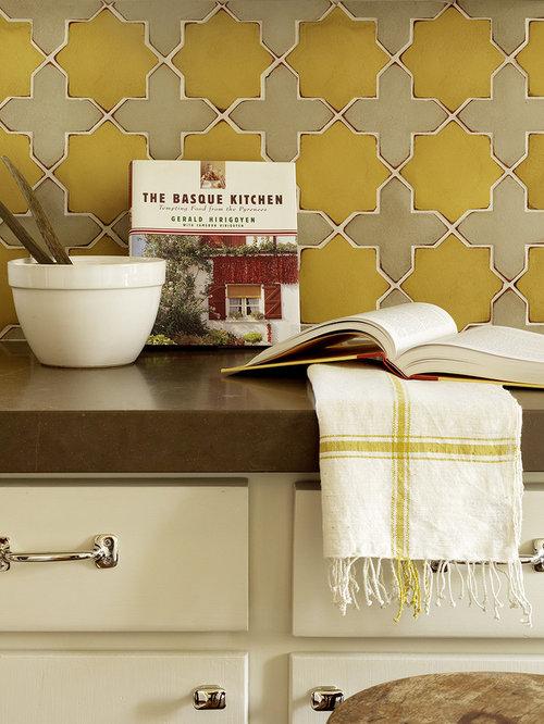 SaveEmail - Spanish Tile Backsplash Ideas, Pictures, Remodel And Decor