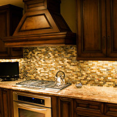 Traditional Kitchen by Stone Masters of Texas - SM Design Group