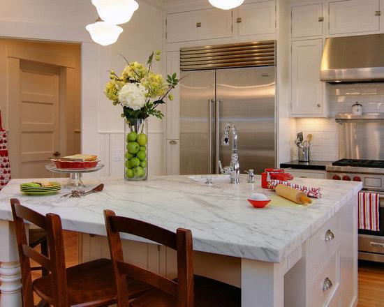 Odd Shaped Kitchen Houzz