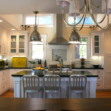 Traditional Kitchen by Fiorella Design