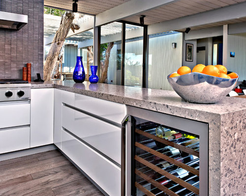 Integrated Handle Houzz