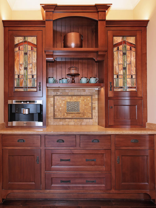 Stained Glass Cabinet Doors Home Design Ideas, Pictures, Remodel and Decor