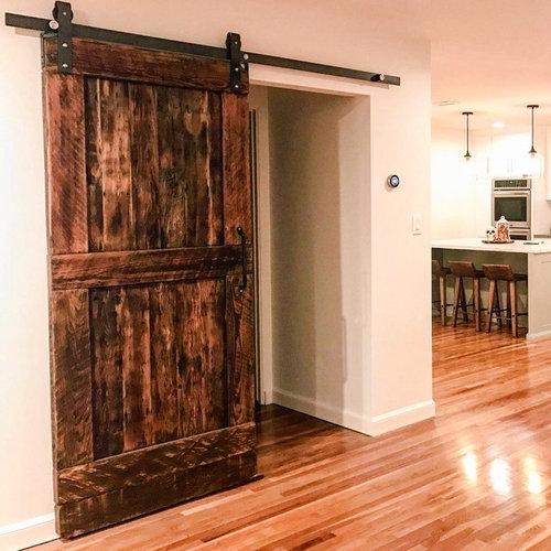 San Diego Custom Barn Doors