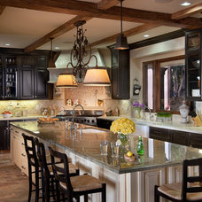 Traditional Kitchen by Steigerwald-Dougherty, Inc.