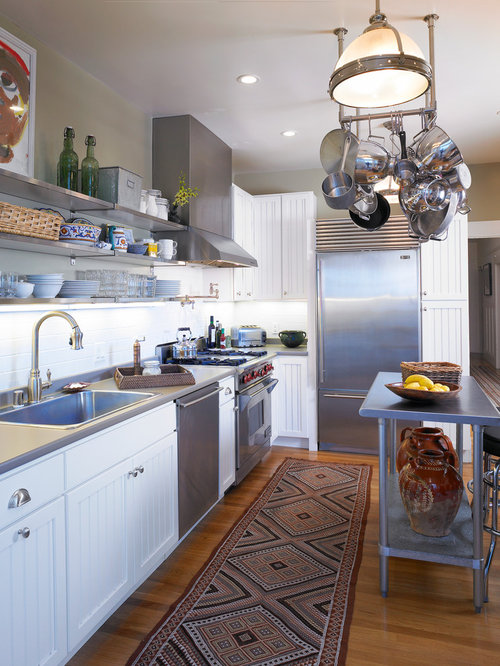 19,660 Mid-Sized Traditional Eat-In Kitchen Design Ideas & Remodel ...