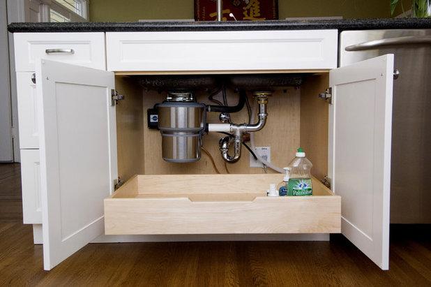 11 Ideen, wie Sie die Schubladen von Ihrem Küchenschrank nachrüsten