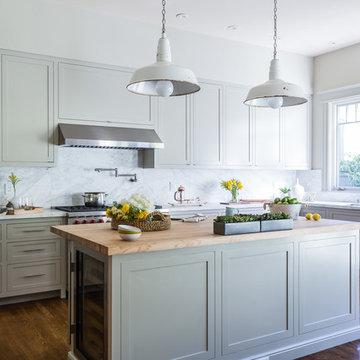 San Francisco Kitchen & Bath Remodel