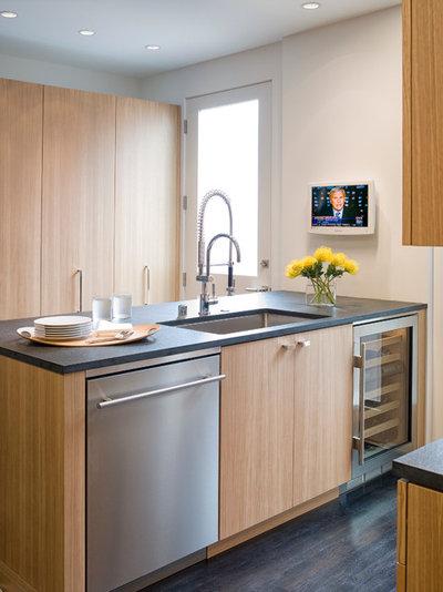 kitchen layouts island or a peninsula?, Kitchen design