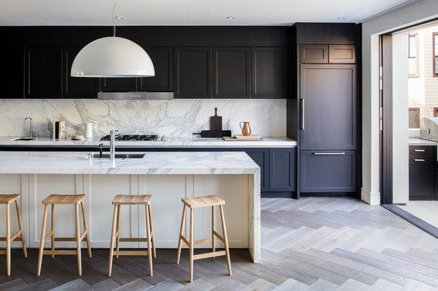 Contemporary Kitchen by Studio Revolution