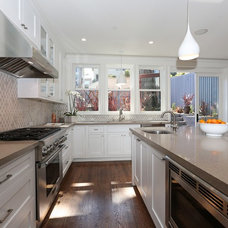 Contemporary Kitchen by J Reilly Construction