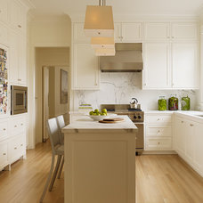 traditional kitchen by Stone Interiors