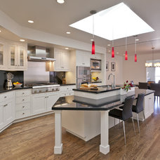 Contemporary Kitchen by Architect Andrew Morrall