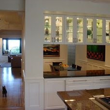 Contemporary Kitchen by Building Solutions