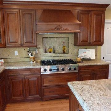 San Jose Dynasty Maple Kitchen by Signature Kitchen & Bath Design