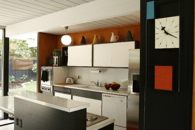 Modern Kitchen San Jose Eichler