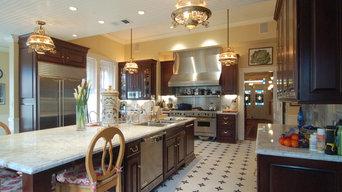 San Luis Kitchen, Victorian Historic Home