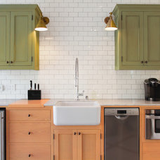 Traditional Kitchen by Nott & Associates