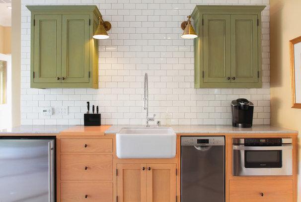 Traditional Kitchen by Nott & Associates