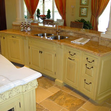 Traditional Kitchen by Naples Kitchen and Bath