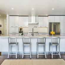 Kitchen -- Open to deck