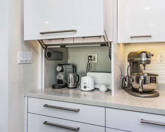 Hidden Appliances Houzz