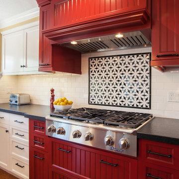 San Torini Kitchen Remodel