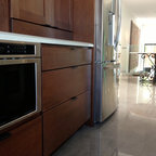 Country Cottage Kitchen Cabinet Restoration - Contemporary - Philadelphia - by Let's Face It